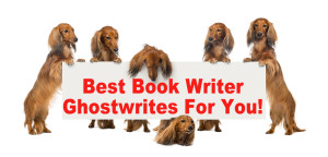 Best Book Writer - The Ghoswriter for you